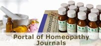 Portal if Homeopathy Journals