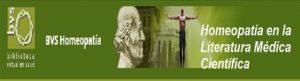 Homeo en la Literatura Medica Cientifica site
